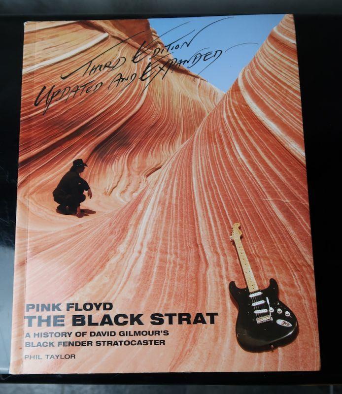 画像1: Pink Floyd The Black Strat David Gilmour Book