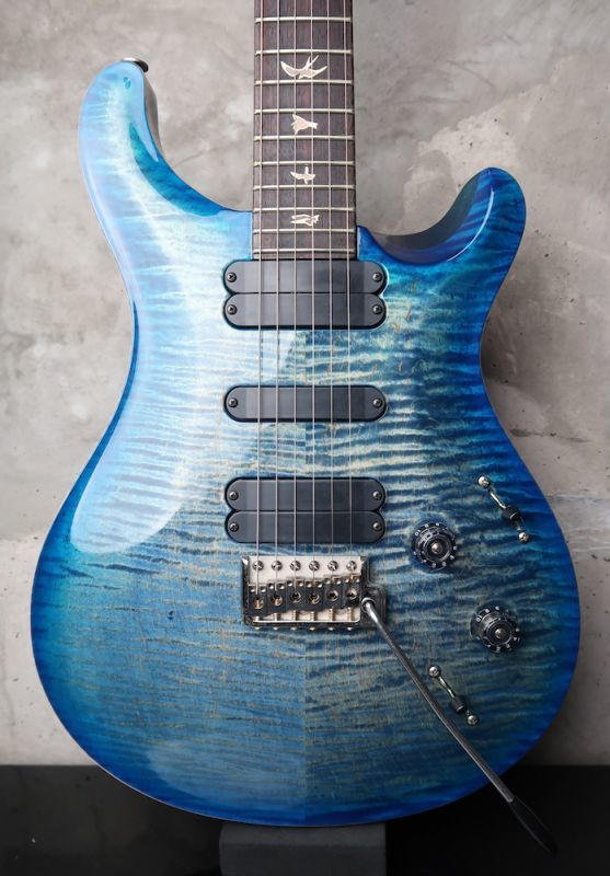 画像1: Paul Reed Smith 513 10 Top / Faded Blue Burst