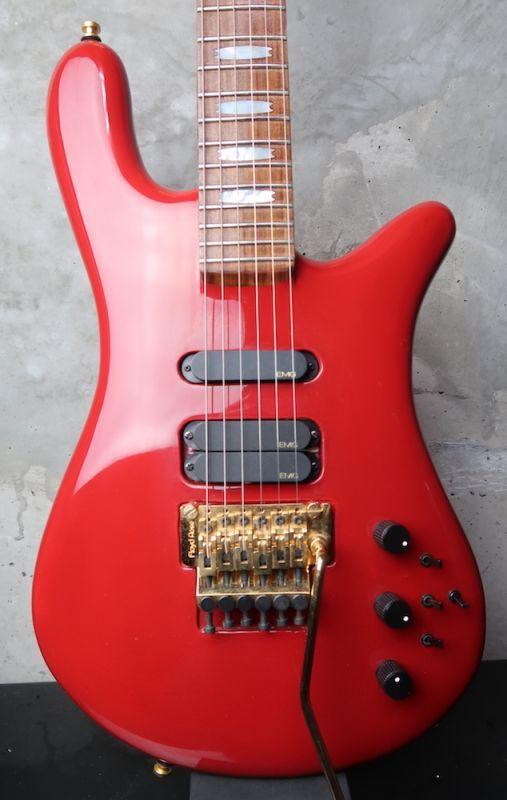 画像1: Spector NS-6 Red