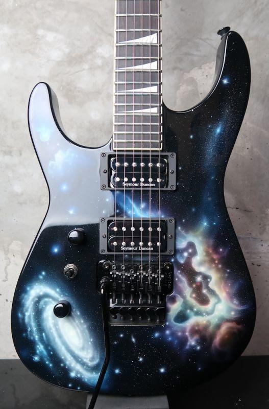 画像1: Jackson USA Select Series SL-2H Nebula Lefty