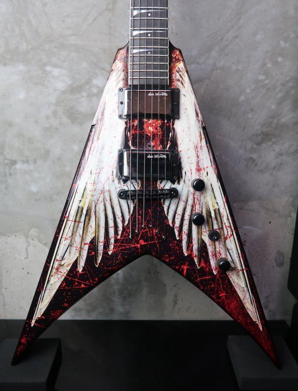 画像1: Dean USA Dave Mustaine VMNT / Angel of Death