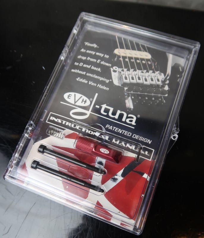 画像2: EVH D-Tuna Red