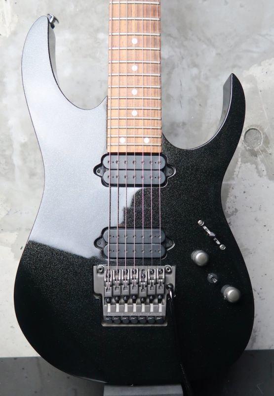 画像1: Ibanez RG7620 Metallic Black