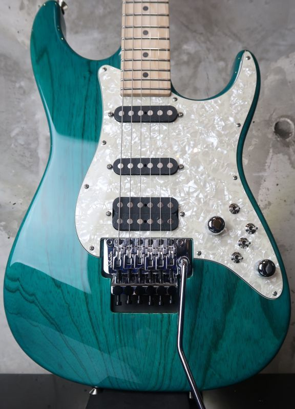 画像1: Tom Anderson The Classic Bora Bora Blue w/ Switcheroo  :I
