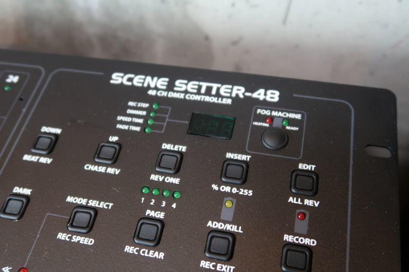 画像4: ELATION  / SCENESETTER48 DMXコントローラー
