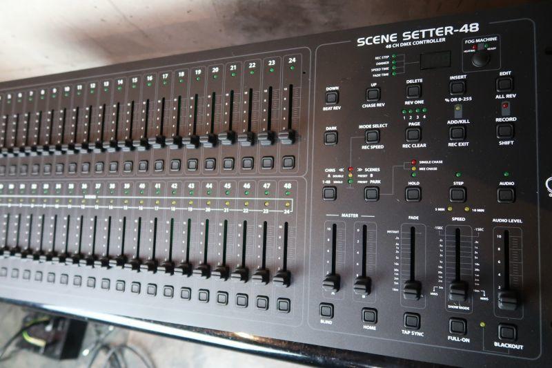 画像1: ELATION  / SCENESETTER48 DMXコントローラー