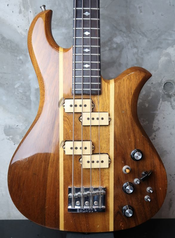 画像1: B.C. Rich '77 Eagle Bass KOA / Jacaranda
