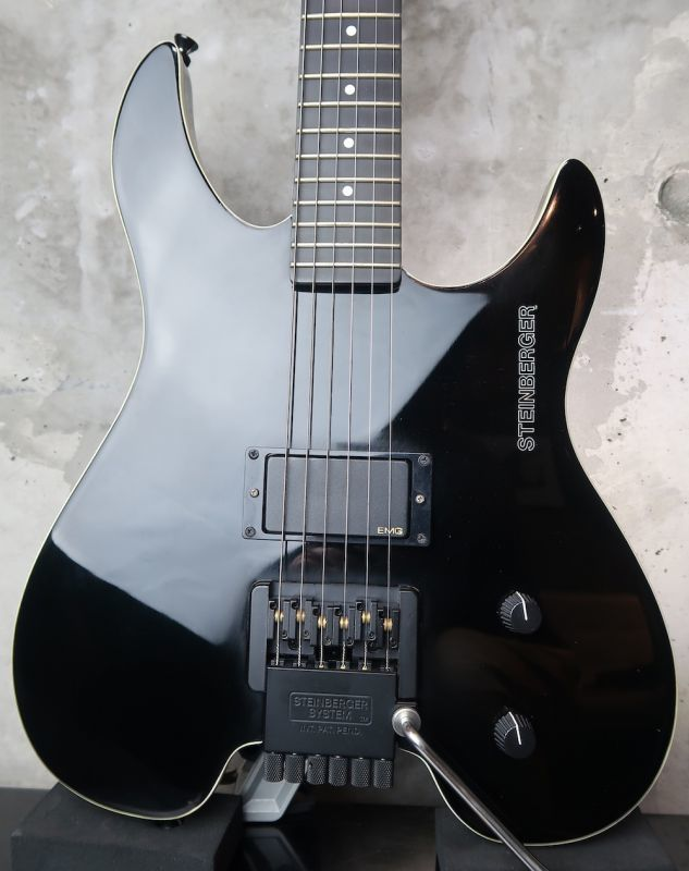 画像1: Steinberger GM-1S / Black / w Binding '87