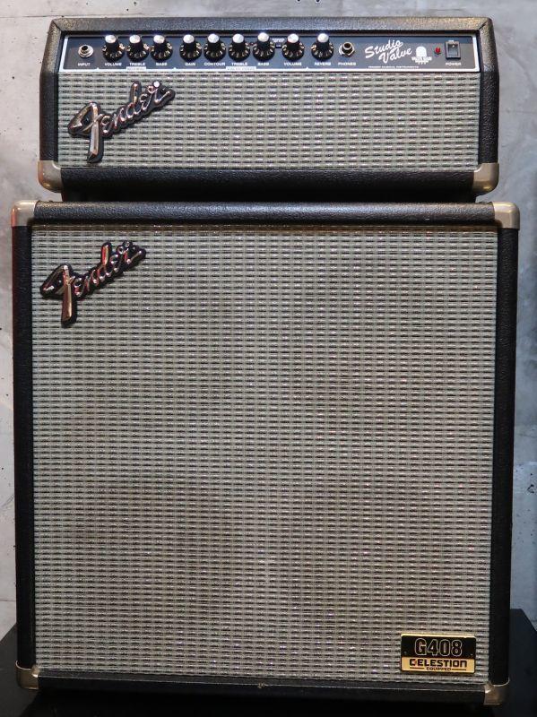 画像1: Fender Studio Valve Drive SVD /  CELESTION EQ G408