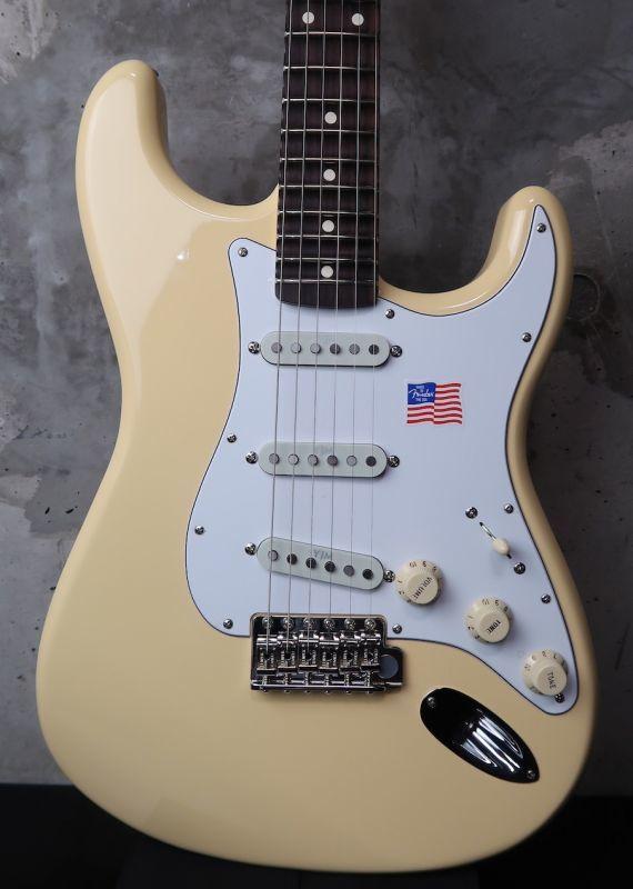 画像1: Fender USA Yngwie Malmsteen Signature Stratocaster / Rosewood / Update