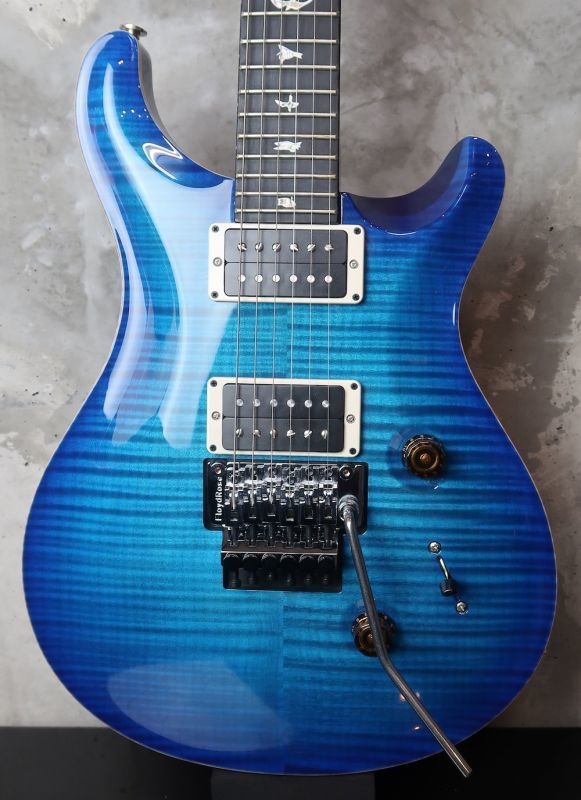 画像1: Paul Reed Smith Custom 24 Artist Package FRT / Factory Order /  Blue Burst