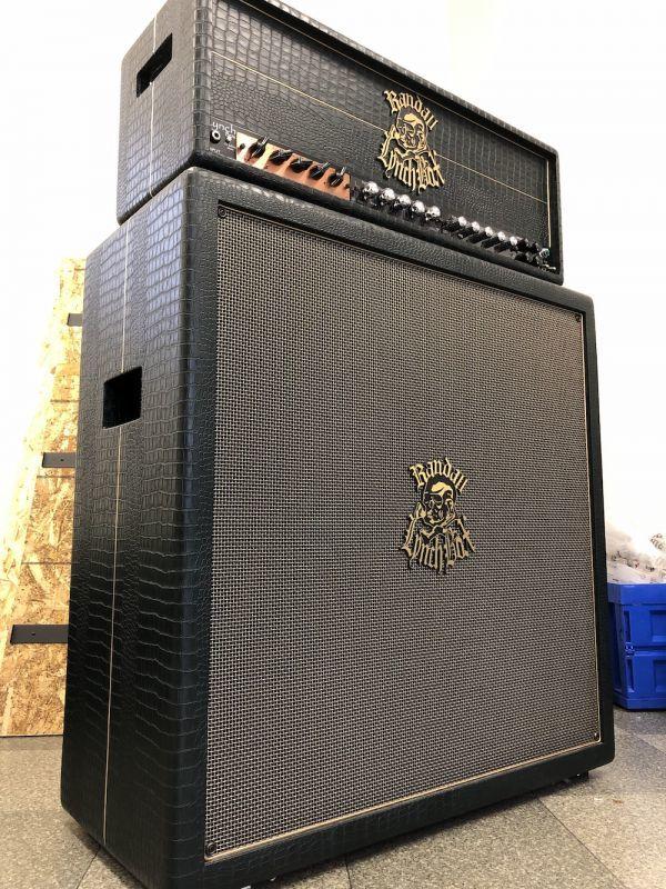 画像1: Randall Lynch Box RM 100 LBE / RS 412 LB Cabinet / Set 国内仕様 デッドストック通販大特価