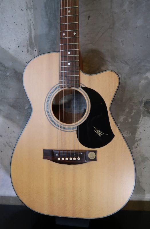 画像1: Maton Guitars  EBG 808 C