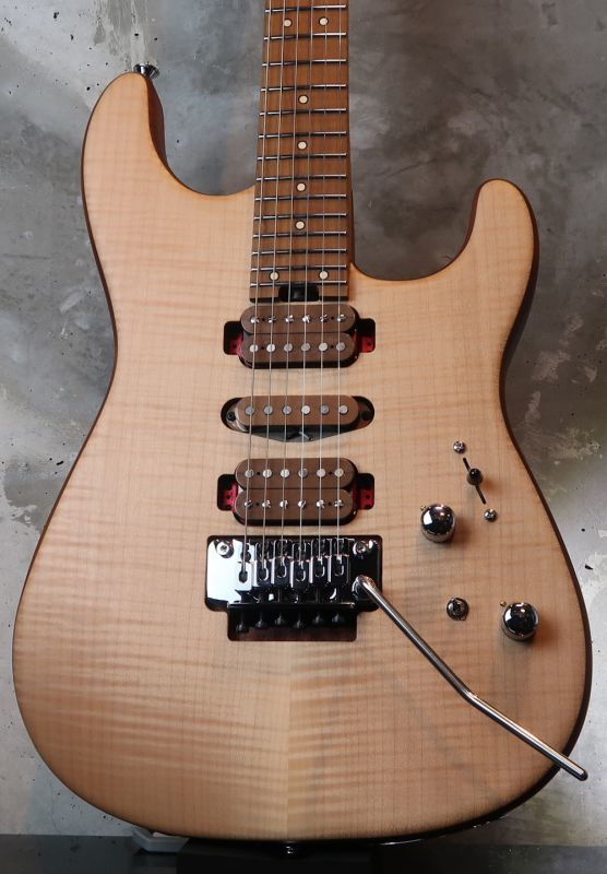 画像1: Charvel USA Guthrie Govan Signature / Flame Maple