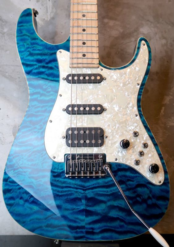 画像1: Tom Anderson The Classic Bora Bora Blue / Full Option / Macing Head