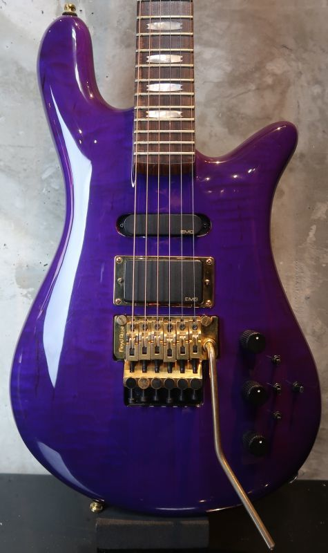 画像1: Spector USA NS-6 FRT S-H / Purple 80's