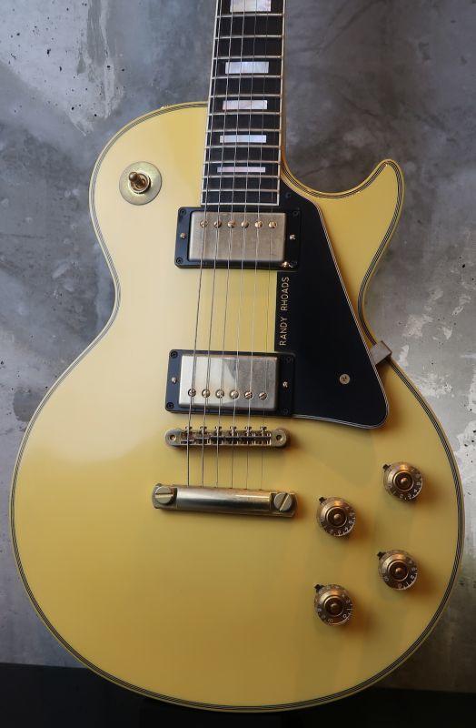 画像1: Gibson USA  Custom Shop /  '74 Les Paul Custom VOS / Randy Rhoads Modified