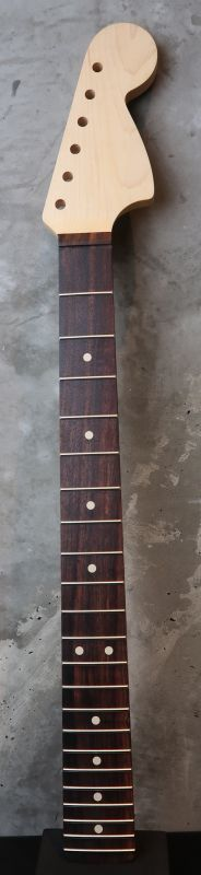 画像1: Warmoth Maple NECK 22F /  Indian Rosewood / Moderen CBS Stratocaster
