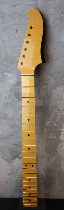 画像1: Warmoth Maple Neck 22F  / Moderen Mooncaster