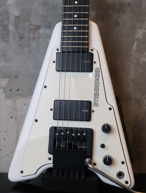 画像1: Steinberger GP-2S  '85 / White