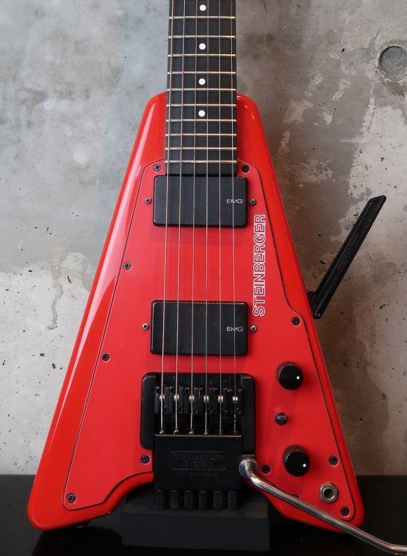 画像1: Steinberger GP-2S '84 / Red