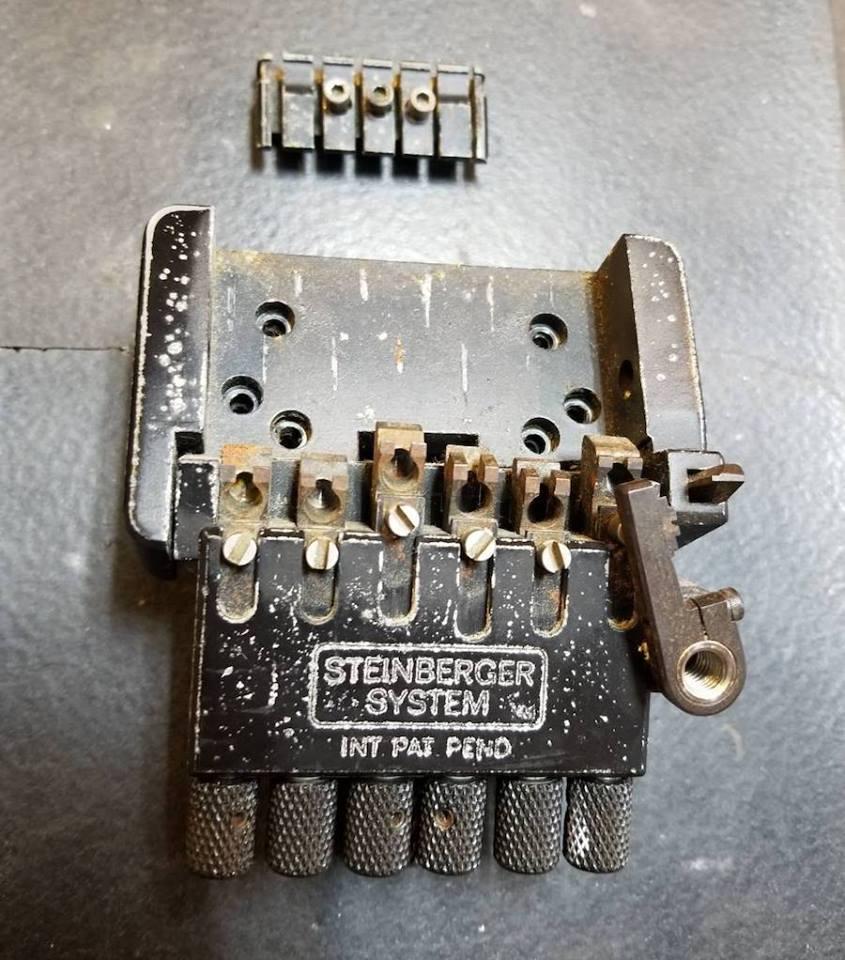 画像1: Steinberger Custom /  リペ ア/ Custom / オリジナルパーツ / 加工 / 製作 / お気軽にご相談下さい。