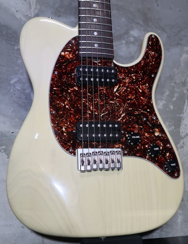 画像1: James Tyler custom made 7st /  White Blond / Owned by Michael Landau