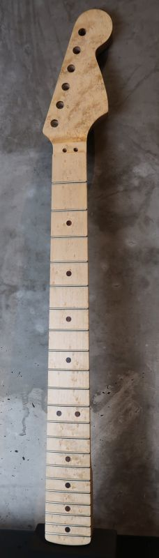 画像1: MusiKraft /  Build a Franky 2 PC Constructed Neck / 3D Quilt !!!!!