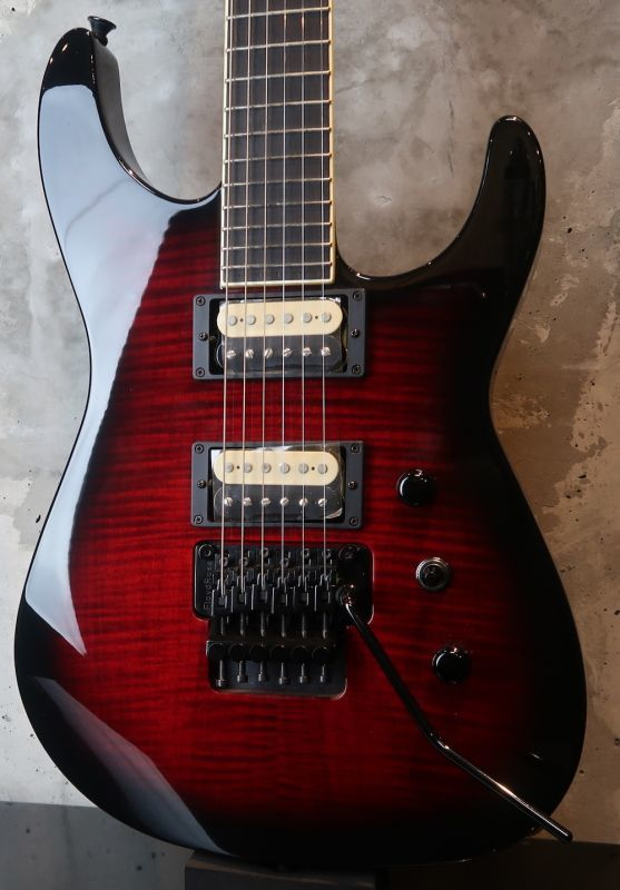 画像1: Jackson USA Custom Shop SL-2H Soloist-Special Edition  / Black Cherry