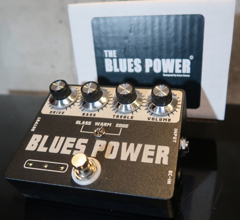 画像1: KING TONE GUITAR Blues Power Overdrive Pedal