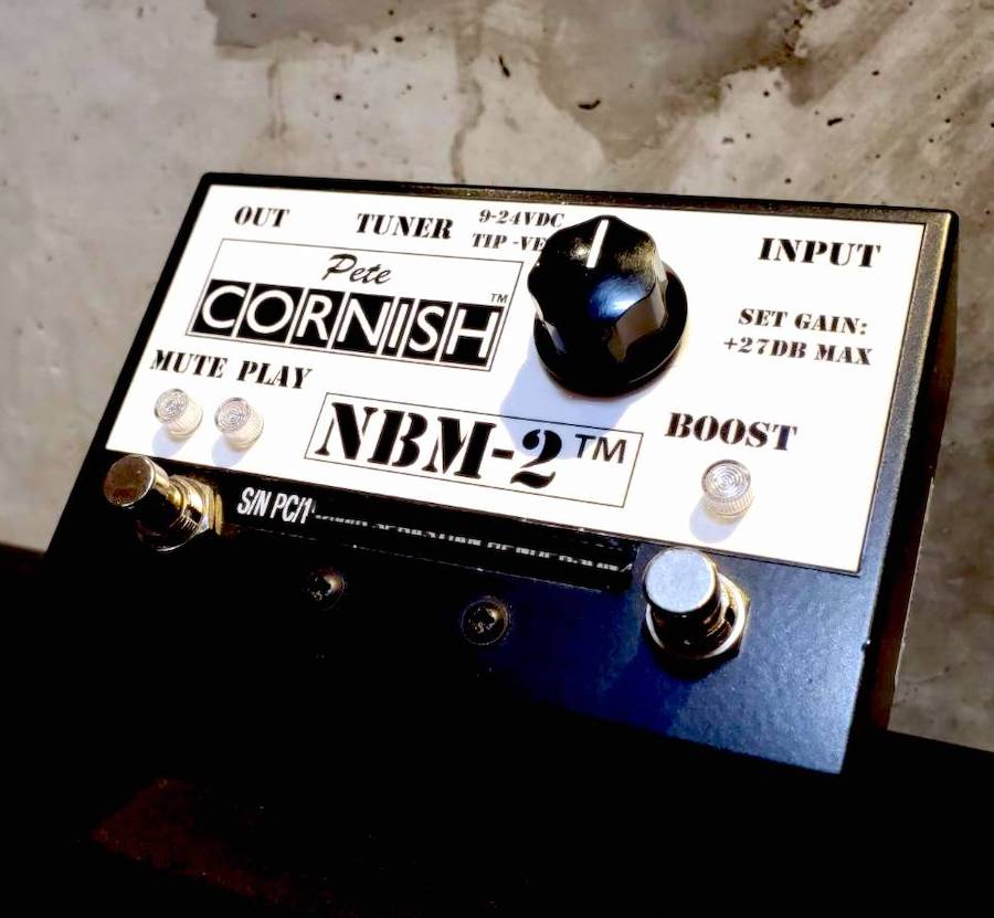 画像1: Pete Cornish NBM-2