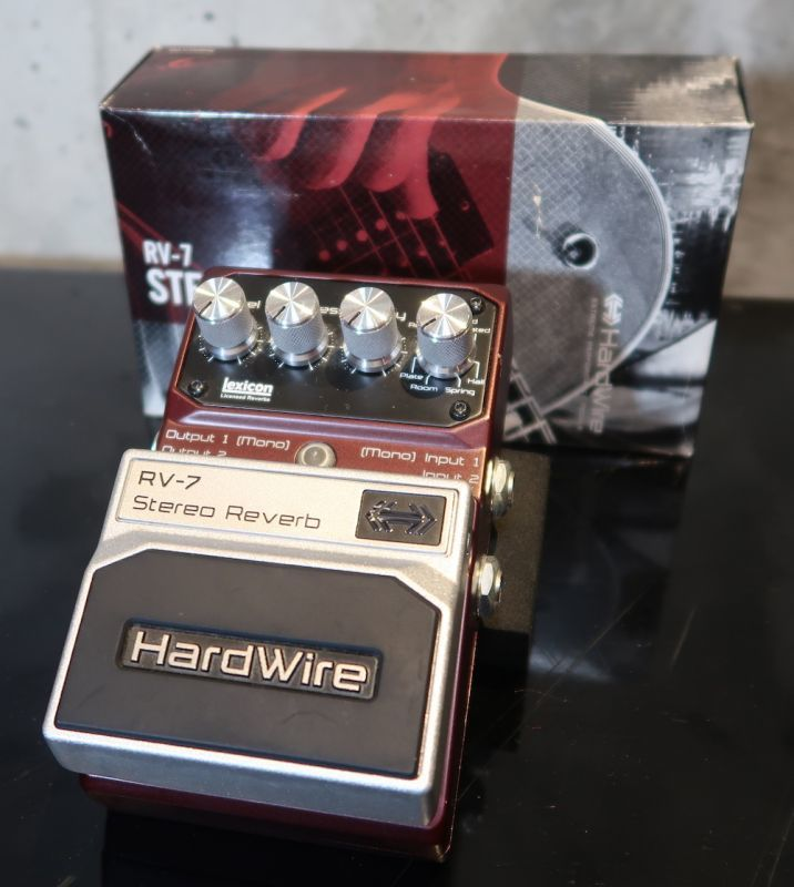 画像1: DigiTech HardWire RV-7 / Lexicon