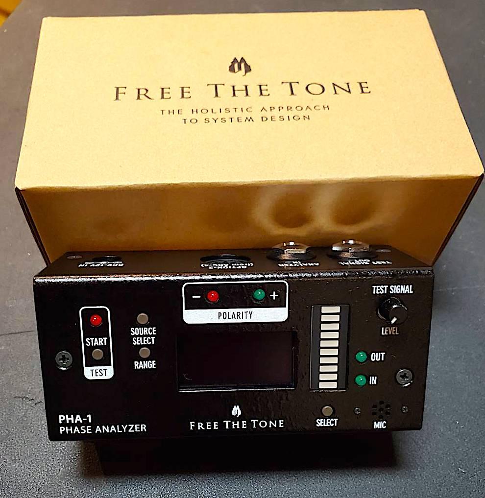 画像1: Free The Tone  PHA-1 / PHASE ANALYZER
