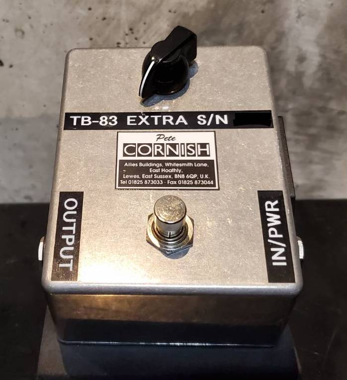 画像1: Pete Cornish TB-83 EXTRA