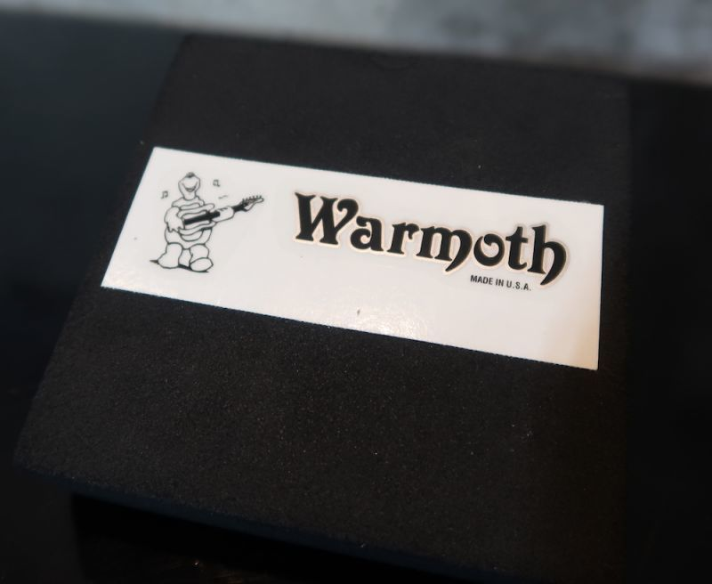 画像1: Warmoth Head Logo Sticker