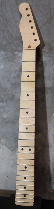 画像1: Warmoth Telecaster®  Maple Neck  22 Frets  /  Left Handed
