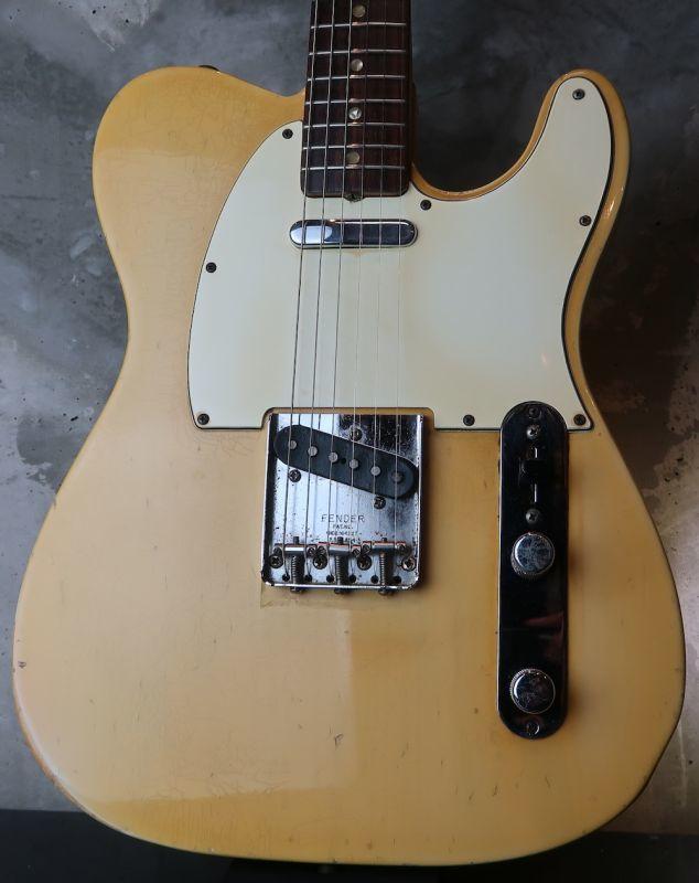 画像1: Fender USA '68 Telecaster BLD/Rose