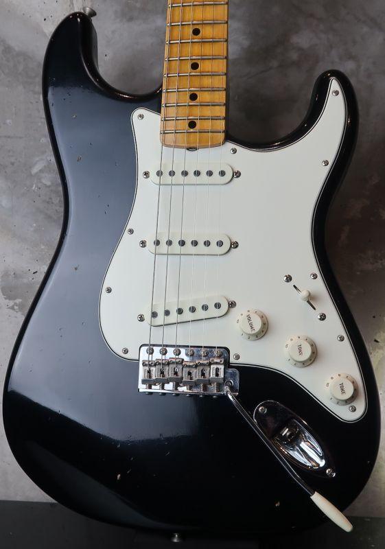 画像1: Fender Custom Shop Jimi Hendrix Voodoo Child / Relic / Black