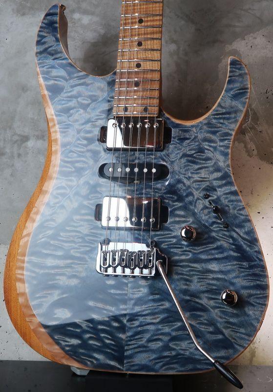 画像1: LsL Instruments XT4 DX / Alayne /Faded Trans Blue