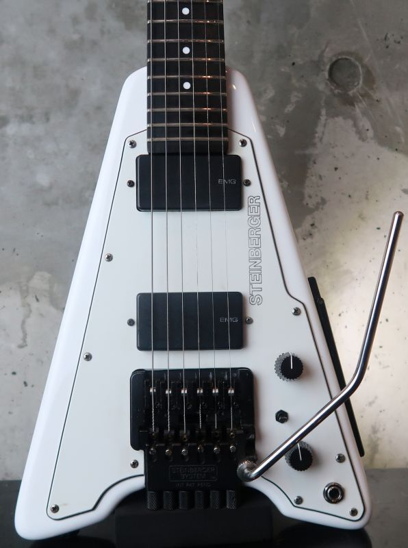 画像1: Steinberger GP-2T '86 White