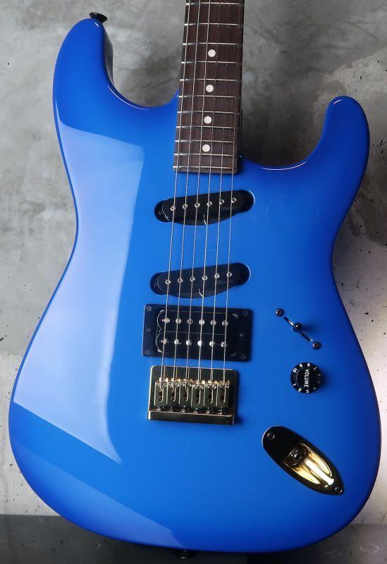 画像1: Charvel Custom Shop Jake E. Lee Signature Blue Burst