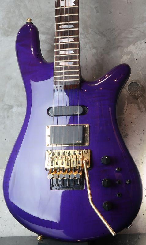 画像1: Spector USA NS-6 FRT S-H / Purple 80's