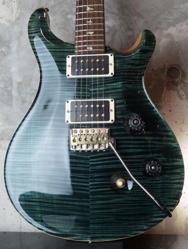画像1: Paul Reed Smith  Limited Custom24 10 Top / Slate Blue